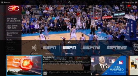 Watch NBA with Sling TV