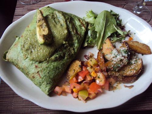 new langoustine burrito philip marie new york city