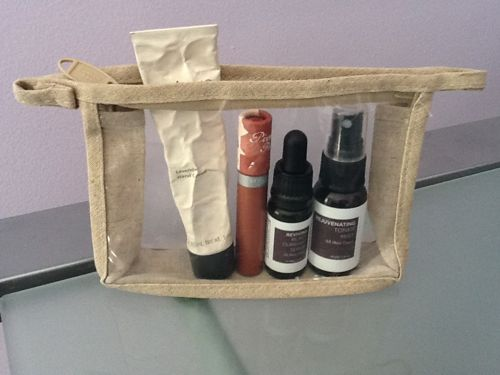 cecilia wong skincare travel kit