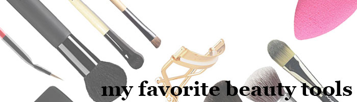 kimberlyloc's favorite beauty tools