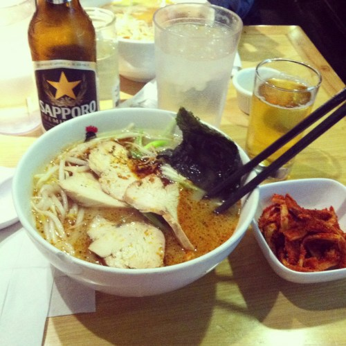 totto ramen new york city