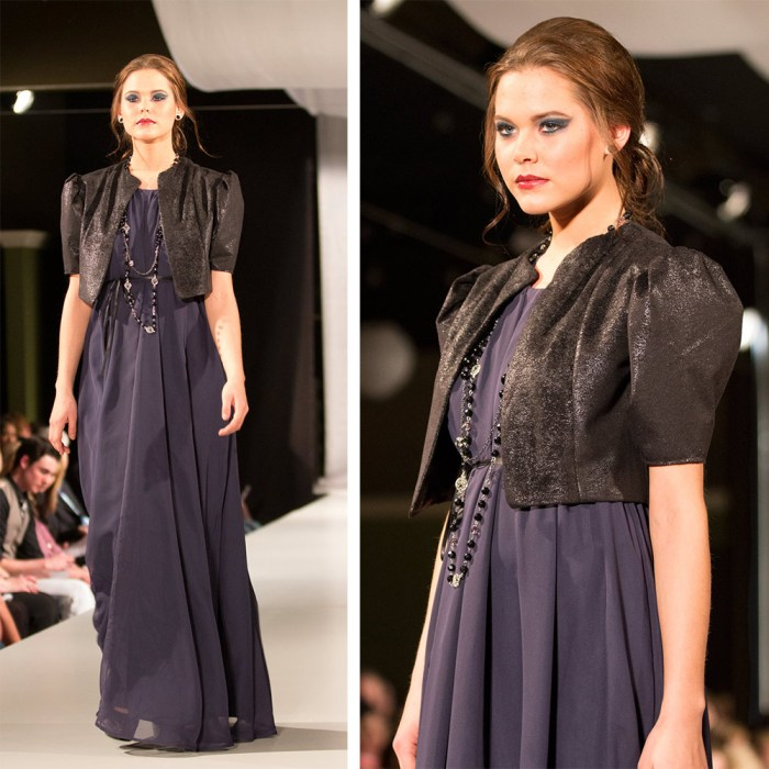 lb lauren bander kansas city fashion week