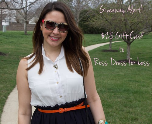 ross dress for less giveaway kimberlyloc