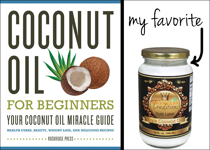 coconut oil for beginners