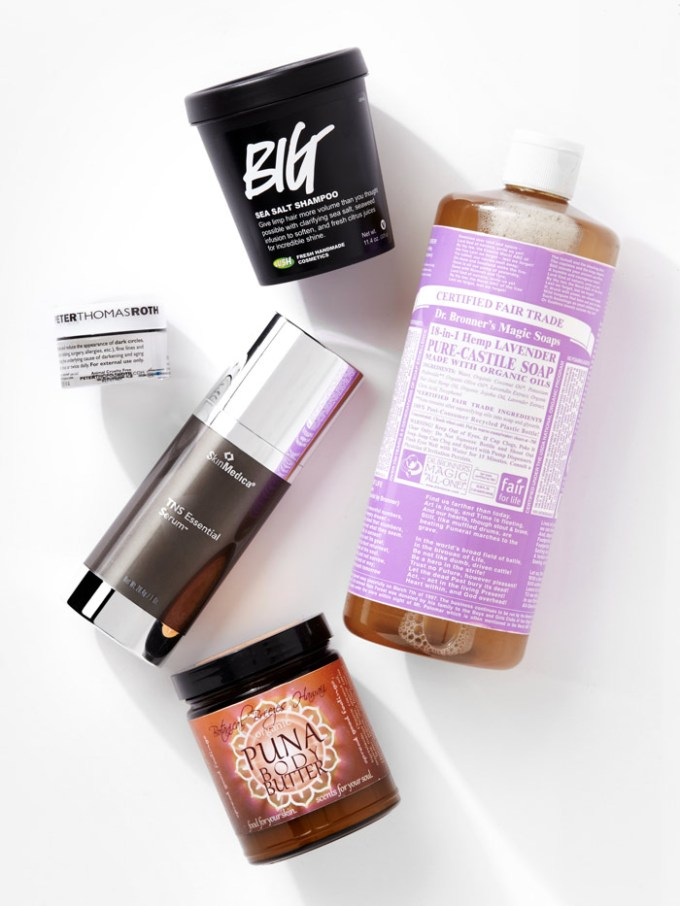 natural beauty buff issa dixon's favorite beauty products
