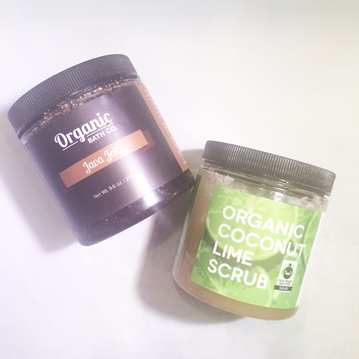 kimberlyloc's current beauty routine: body scrubs