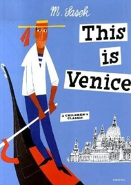 Bookcover of This is Venice