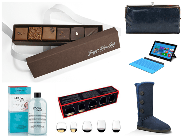 2014 holiday gift guide: Kim's Favorite Things