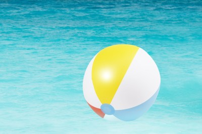 Beach Ball - Summer Fun at JCF - kimberlymitchell.us