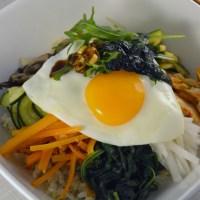 Bibimbap (비빔밥) recipe