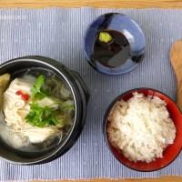 Daegu-jiri - mild codfish soup