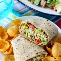 Healthy High-Protein Wrap Ideas