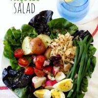 Light Niçoise Salad