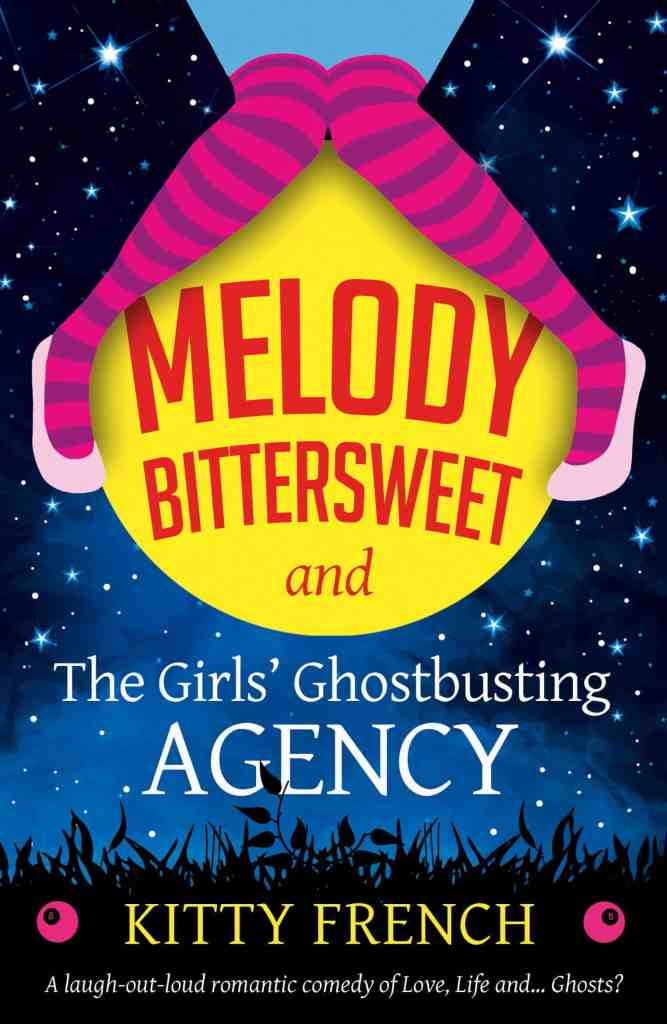Melody-Bittersweet-and-The-Girls-Ghostbusting-Agency-Kindle