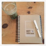 Get to Work Book & Bullet Journaling: First Impressions