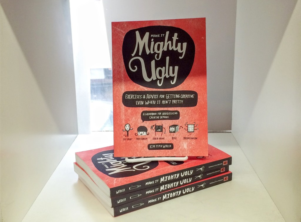 Buy a personalized signed copy of Make It Mighty Ugly.