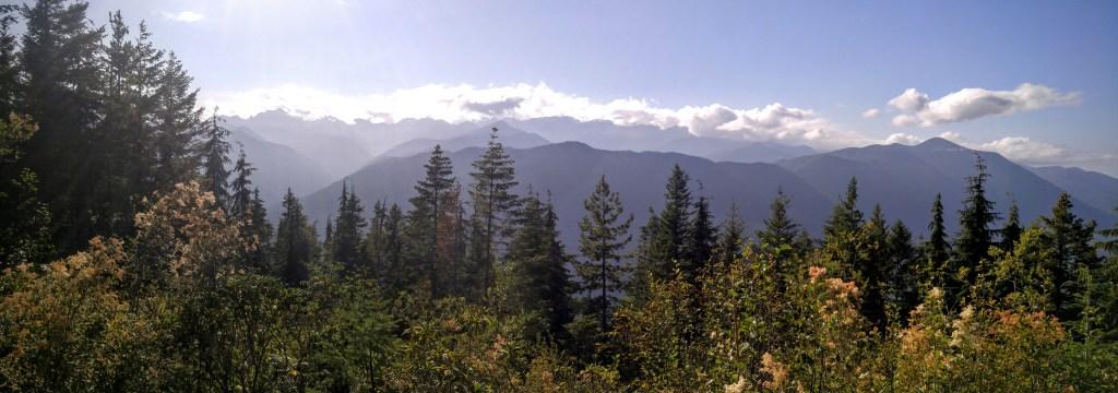 Mt. Walker panorama