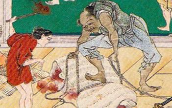 Matabe-e Iwasa: The patriarch of Ukiyo-e Kinbaku Today 3