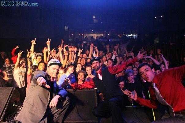 Kind Dub Krew & Fans