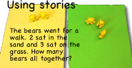 Number Games Stories
