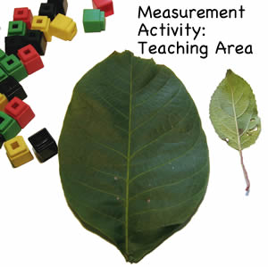 Teach measurement to preschool