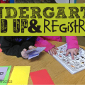 round 'em up! {Kindergarten Parent Brochure Printable} :: KindergartenWorks