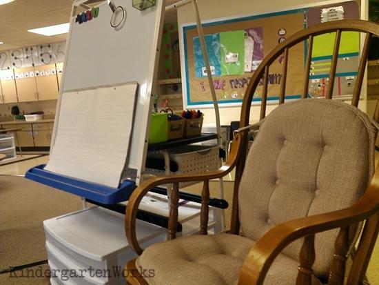 what's behind my teacher easel, volume 2 - KindergartenWorks