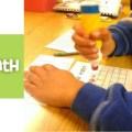 guided math - before and after - KindergartenWorks