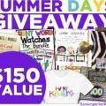 summer days $150 winner page