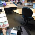 Quick and Clutter Free Guided Reading Game Storage - KindergartenWorks