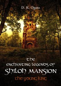 Enchanting Legends Of Shiloh Mansion Final Cover