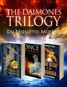 Daimones Trilogy Omni Edition