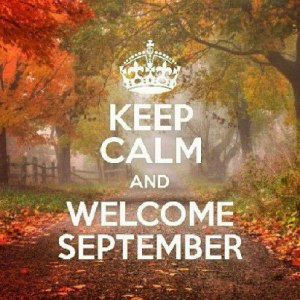 september newsletter keep calm
