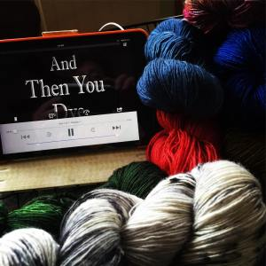 Listening to the murder mystery And Then you Dye Indiehellip