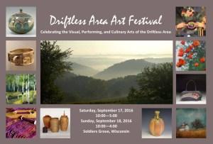 Drifltess Area Art Festival