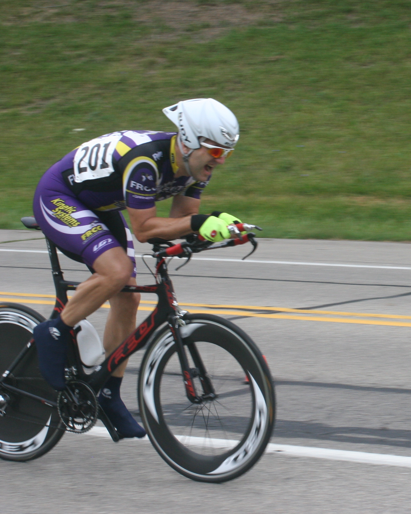 2014 Hines Time Trial