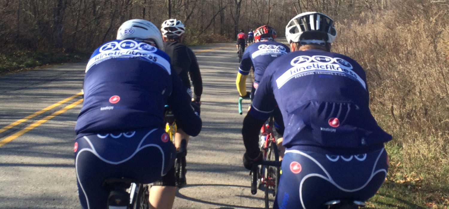 Fall ILRA group ride