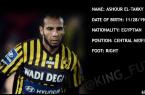 Ashour El-Takky Profile