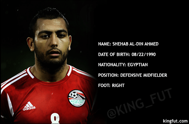 Shehab El-Din Ahmed