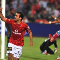 Emad Meteb arrested after a scuffle with a police officer