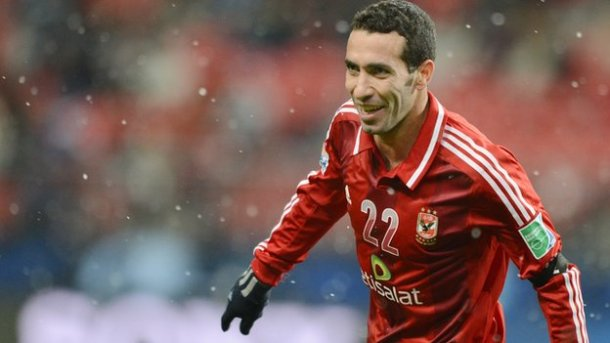 3 Egyptians included in France Football's all time best African team