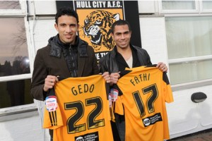Gedo and Fathi Shirts