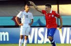 Egypt lose to 10-man Chile