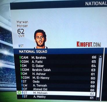FIFA 14 Egypt