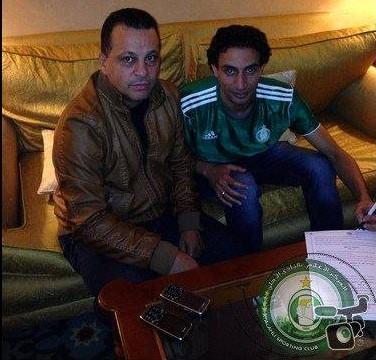 Al Ahly Tripoli sign Ayman Hefny