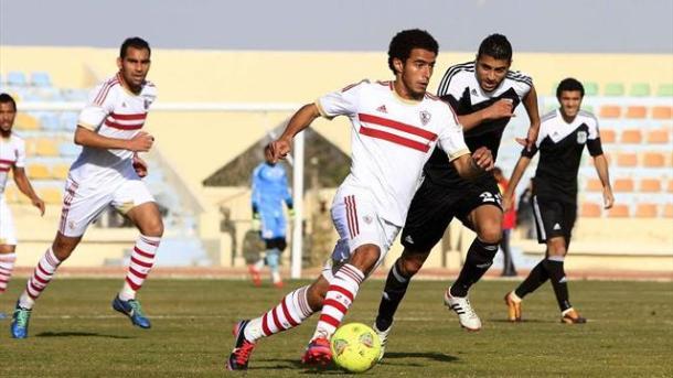 Omar Gaber - Zamalek