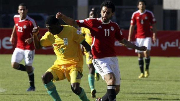 Mohamed Salah - Egypt national team