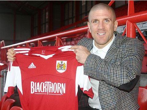 Adam El-Abd joins Bristol City