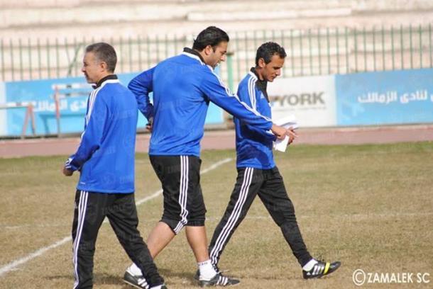 Mido Zamalek youth