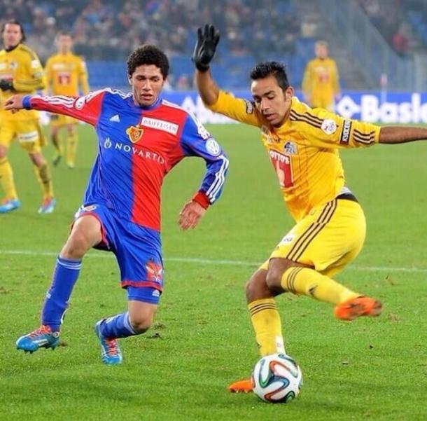 FC Basel progress